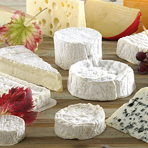 Ronde des fromages